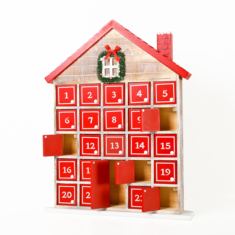 2019 Christmas Wooden Table Decoration