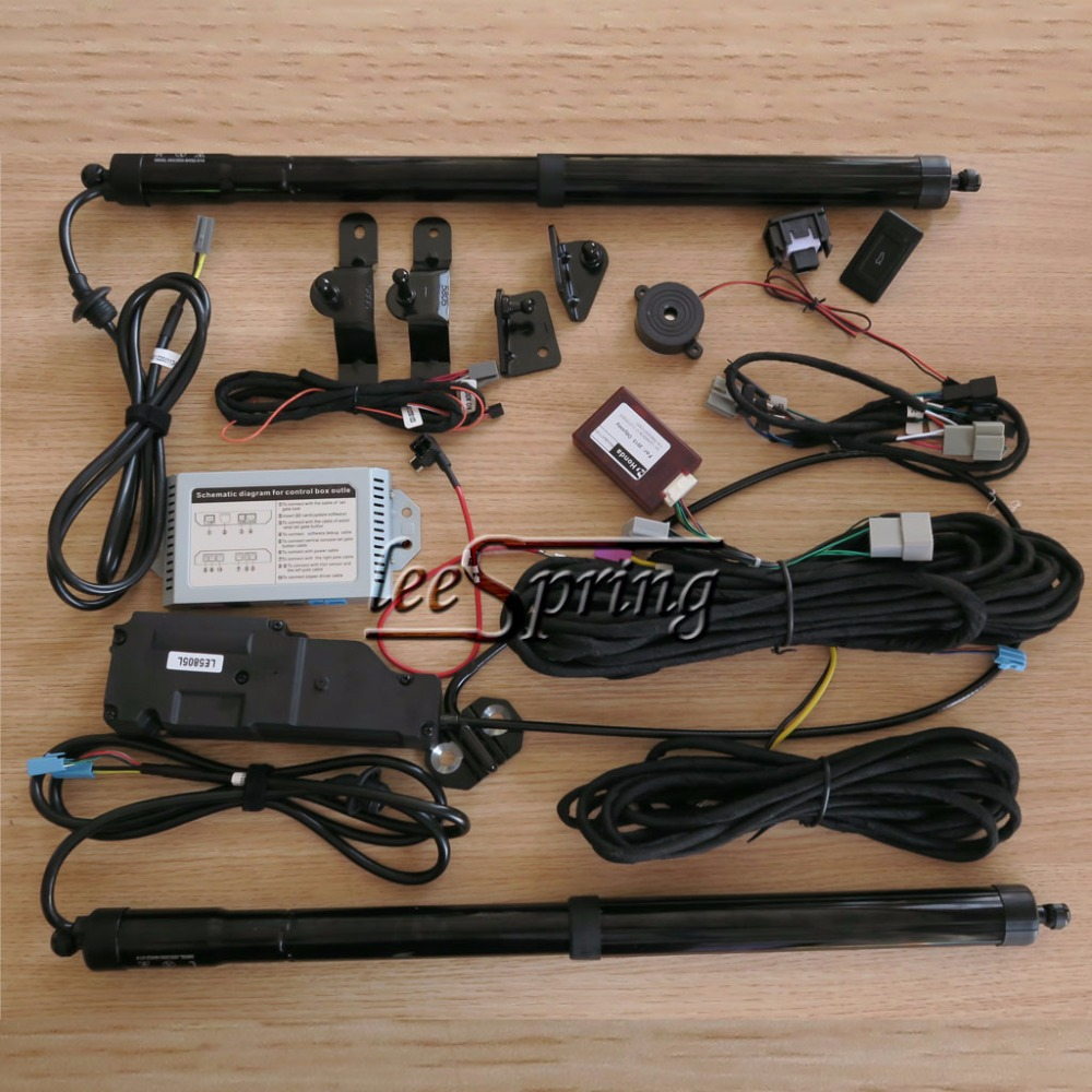 Car Electric Tail Gate Lift Special For Subaru Xv Easily You To Crosstrek Wiring Diagram Control Trunk In Lids Parts From Automobiles Motorcycles On