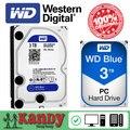 Western Digital WD Синий 3 ТБ hdd sata 3.5 дискотека duro interno внутренний жесткий диск жесткий диск жесткий диск disque мажор рабочего hdd 3,5 ПК