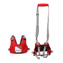 New CartoonAnti-lost With Baby Toddler Traction Rope Anti-Lost Child Summer Breathable Bag Safe Dual-Use