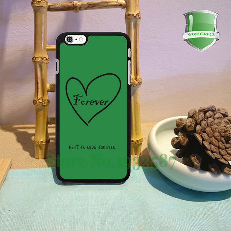 Friends Forever BFF Fashion Cell Phone Cases Iphone 6s 6sPlus 6 6Plus 5 5s 5c 4 4s T*2193  -  Wonder Cases store