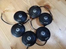 3 paire 6 pcs MeloDavid audio alpine HIEND 28 MM dôme Neo aimant Vifa XT25 tweeter 4ohm 50 W de voiture tweeter audio
