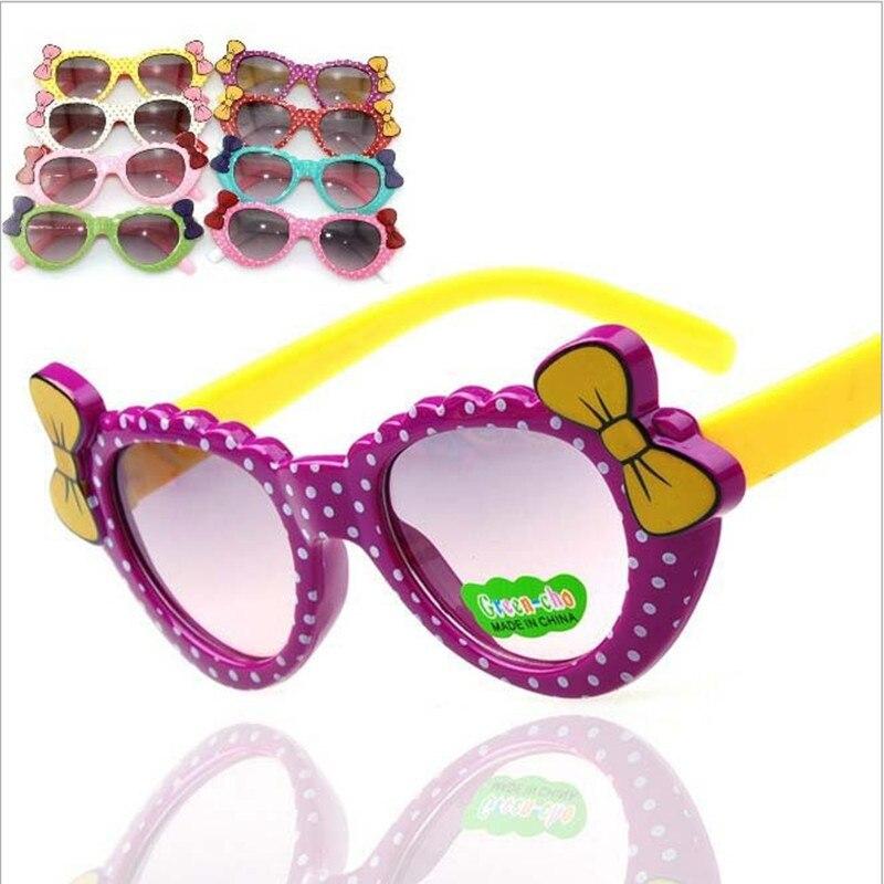 Candid 2016 New Fashion Children Sunglasses Boys Girls Kids Baby Child Sun Glasses Goggles Uv400 Mirror Glasses Wholesale Price G003 High Safety Mother & Kids