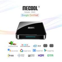 Mecool KM3 ATV 4gb 64gb Android 9.0 TV B