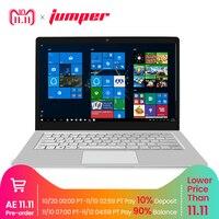 Джемпер EZbook S4 ноутбук 14 дюймов 1920*1080 дисплей ноутбука Intel Близнецы озеро N4100 ultrabook 4 ГБ Оперативная память 64 ГБ/128 ГБ Встроенная память компьют
