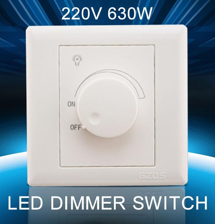 Dimmer Switch Led Lights
