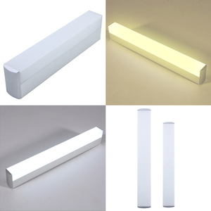Image 5 - DONWEI Innendekor 12 Watt 16 Watt Wandleuchte LED Spiegel Lichter Super Helle Bar form Lampe für Badezimmer Schlafzimmer küche