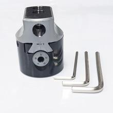 Type F1 High Precision 0.01mm Boring Machine Rough Head Handle BT NT MT R8 range:50mm 75mm 100mm