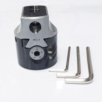 Type F1 High Precision 0.01mm Boring Machine Rough Boring Head Boring Handle BT NT MT R8 Boring range:50mm 75mm 100mm type ac 60 65mm adjustable range float boring cutter machine reamer