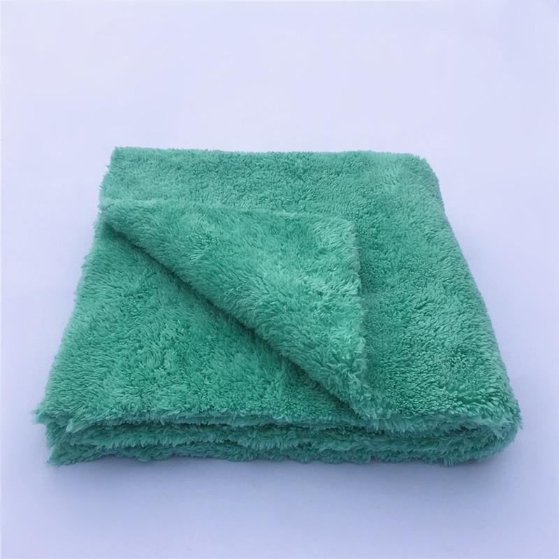 50 Pack-450GSM Edgeless No Scratch Microfiber Towel 16
