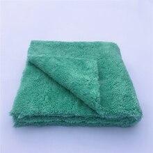 """50 Pack 450GSM Edgeless bez zarysowań ręcznik z mikrofibry 16 """"x 16"""" Premium polerowanie samochodów, polerowanie ręczników"""