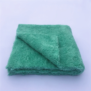"""Image 1 - 50 pacote 450gsm edgeless nenhuma toalha de microfibra do risco 16 """"x16"""" superior carro polimento, lustrando detalhando toalha"""