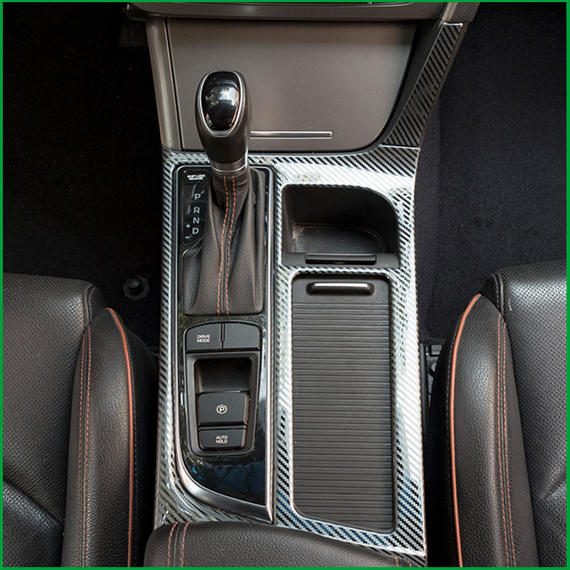 car styling gear box water cup cover trim for 2015 2016 hyundai sonata lf 9th lhd car gear shift. Black Bedroom Furniture Sets. Home Design Ideas
