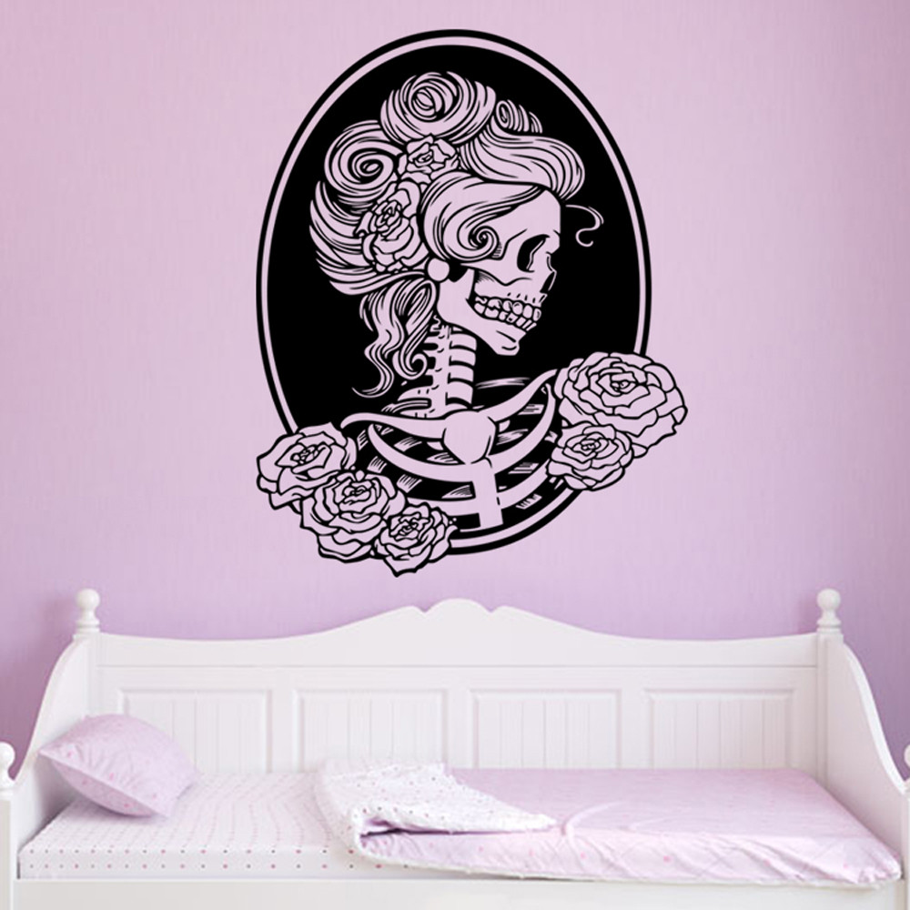 creative halloween decoration wall stickers home decor living room diy halloween wall stickers halloween pegatinas de