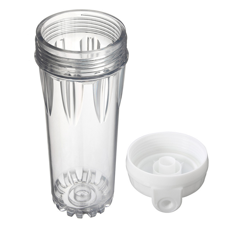 10 inches of Explosion-proof Bottle Filter Transparent Bottle filter Water Purifiers Accessories Home Appliance Parts