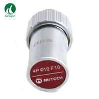 MITECH Transducer 4MHz F10 Dual Straight Beam Probe Transducer for NDT Flaw Detector