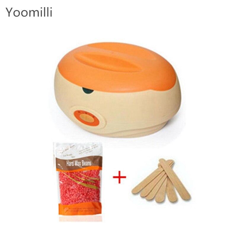 Paraffin Therapy Bath Wax Pot Warmer Beauty Salon Spa Depilatory Wax Heater Machines 1 300g Wax