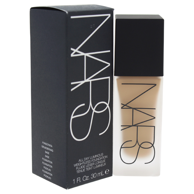 All Day Luminous Weightless Foundation - # 1.5 Vallauris/Medium by NARS for Women - 1 oz Foundation