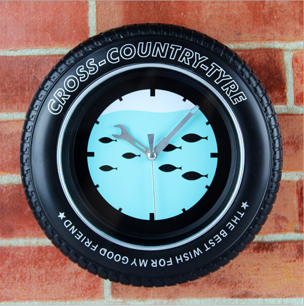 Online Buy Wholesale tire clocks from China tire clocks