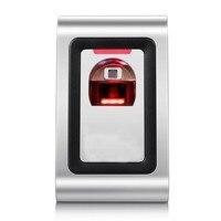 AF2 D IP65 Водонепроницаемый отпечатков пальцев доступа Управление анти шок пароль Smart Card Reader для двери Система контроля доступа