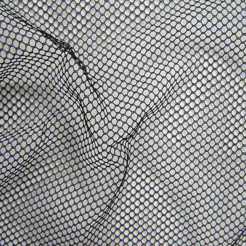 1 yard Super Thin Classic Honeycomb Mesh Fabric Multifunktion High Quality White Net Fabric Sticka Foder Klädduk DIY Sömnad