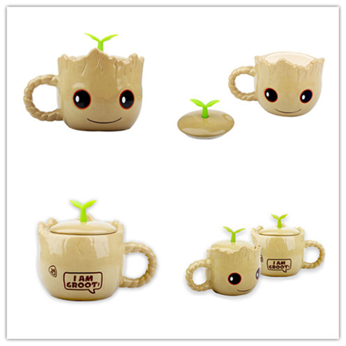 300ML-Avengers-ceramic-coffee-mugs-cute-model-toy-cups-and-mugs-with-cover-creative-drinkware_