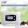 Frecuencia Global! AWS1700mhz 3g 4g amplificador de señal móvil/teléfono celular amplificador repetidor de señal para 3G 4G LTE sólo dispositivo de refuerzo