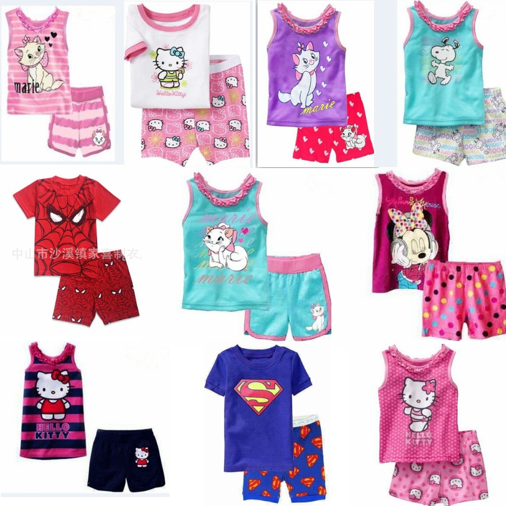 Popular Cute Kid Pajamas-Buy Cheap Cute Kid Pajamas lots from ...
