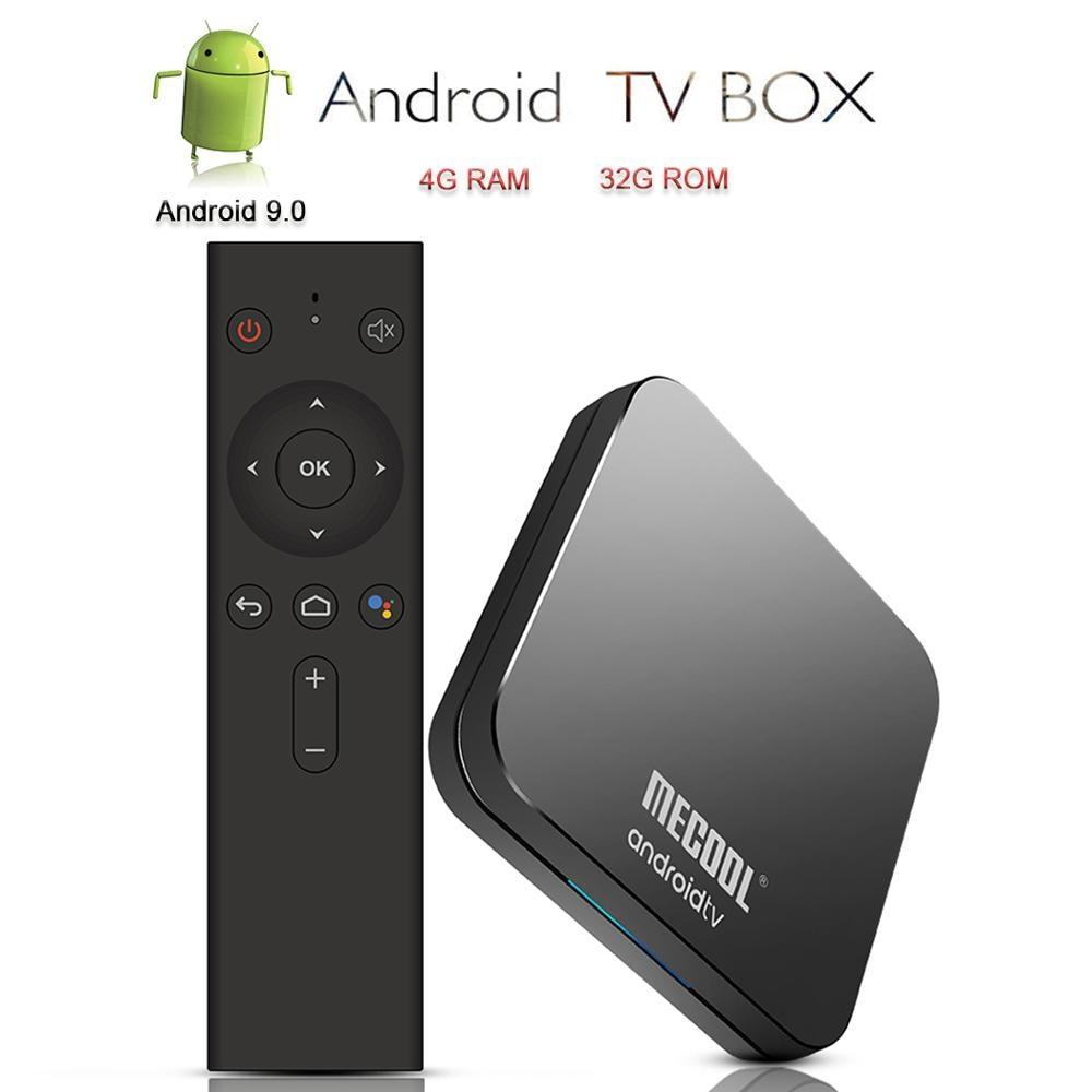 Mecool Android Box KM9 Pro Google Certified 4K IPTV Amlogic S905X2 Smart TV Box Android 9.0 DDR4 4G 32G 2.4G/5G WiFi BT4.0 KM9Mecool Android Box KM9 Pro Google Certified 4K IPTV Amlogic S905X2 Smart TV Box Android 9.0 DDR4 4G 32G 2.4G/5G WiFi BT4.0 KM9