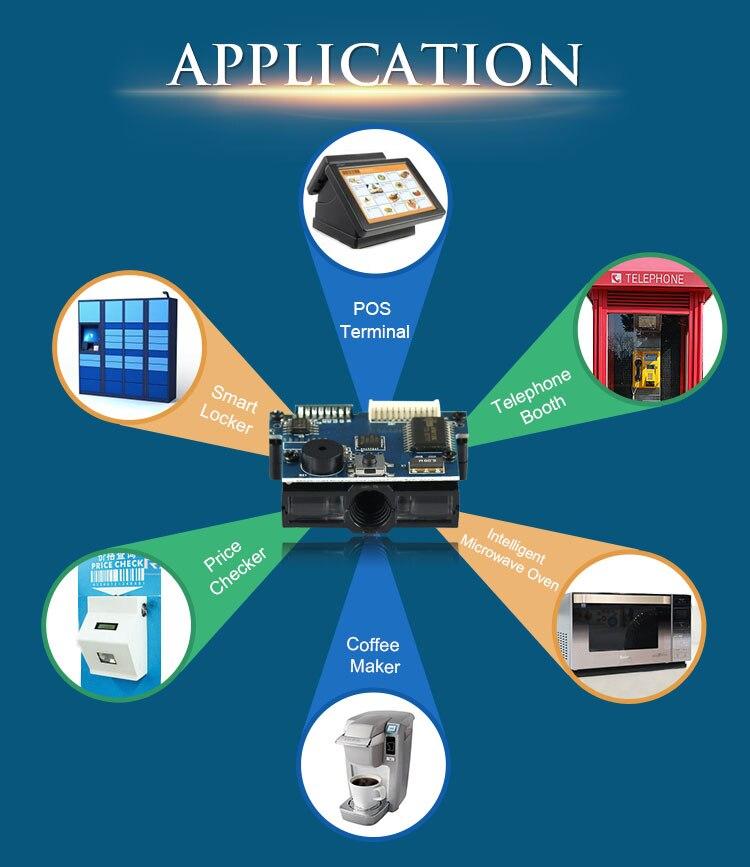 Cheap scanner module