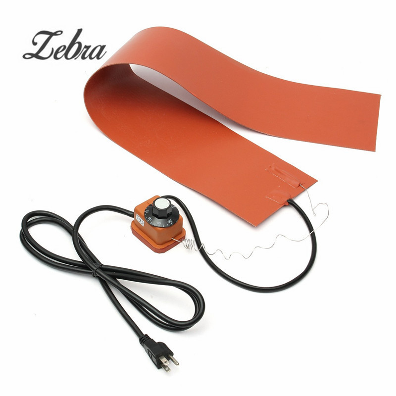 1200W Silicone Rubber Heating Blanket for Musical Instruments Guitar Side Bending With Controller conductive silicone rubber controller rubber for ps3 wireless controller 200sets lot