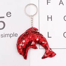 Keychain Glitter Charms Car-Bag-Accessories Cute Cat Pompon Gifts 1PCS Women Decorative