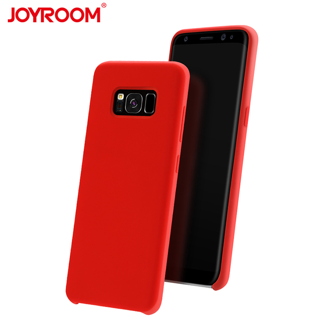huge discount 8c8e1 5846c US $11.58 |JOYROOM PC hard Phone Back Case Cover For Samsung Galaxy S8 hard  Case Dirt resistant mobile phone cover shell For Galaxy S8 Plus-in Fitted  ...