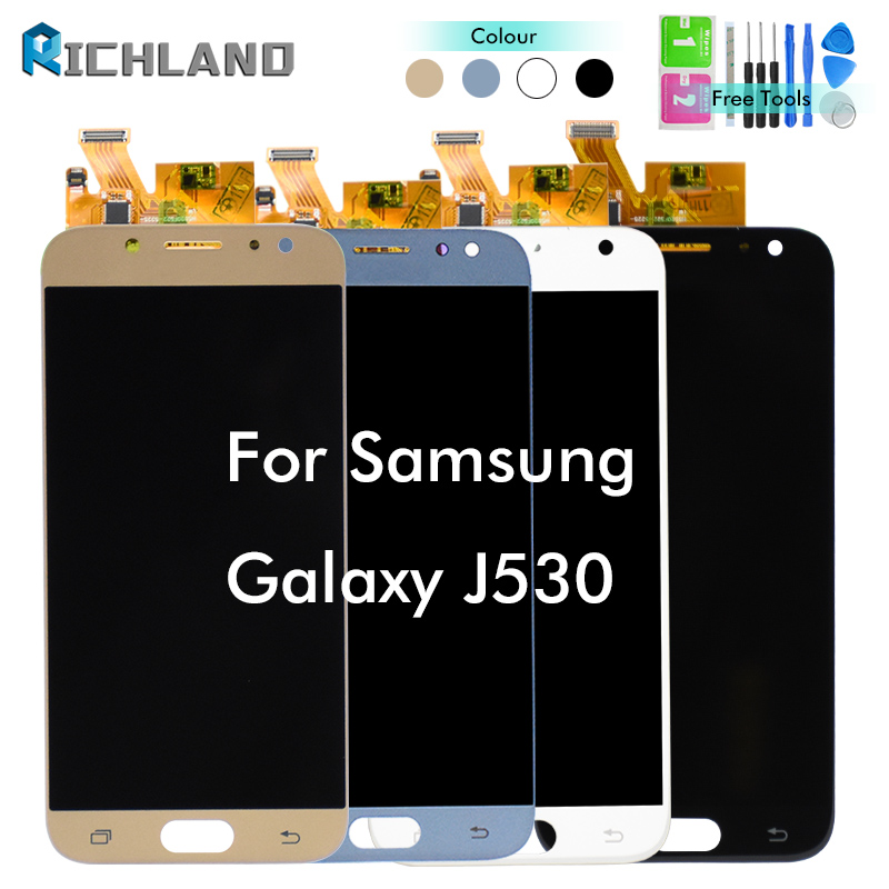 J530F LCD Replacement For Samsung Galaxy J5 2017 Pro J530F/DS J530Y/DS Touch Screen Digitizer Display For J5 (2017) DuosJ530F LCD Replacement For Samsung Galaxy J5 2017 Pro J530F/DS J530Y/DS Touch Screen Digitizer Display For J5 (2017) Duos