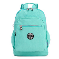 Korean version of Kawaii backpack Small girl small double back Primary school bag Casual backpack