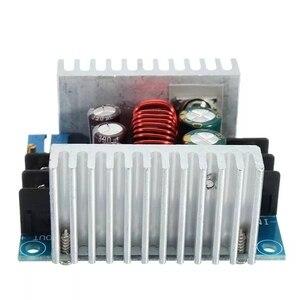 Image 4 - DC 6 40V כדי 1.2 36V 300W 20A זרם קבוע מתכוונן באק ממיר צעד למטה מודול לוח עם הגנה קצרה
