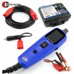 Vgate pt150 função de sonda de energia testador circuito sistema elétrico ferramenta diagnóstico powerscan pt150