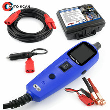 Vgate testeur de Circuit électrique de sonde électrique PT150, outil de diagnostic, alimentation PT150