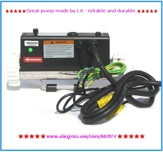 Chinese LX 3KW Straight Heater with Pressure Switch Hot Tub  Replacement SPA H30-R1 ChinaChinese LX 3KW Straight Heater with Pressure Switch Hot Tub  Replacement SPA H30-R1 China