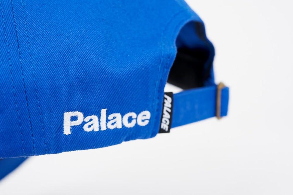 79e9c72483ad Palace palasonic Skateboards 6 Panel Stadium Cap Black Brand New In Store  Exclusive