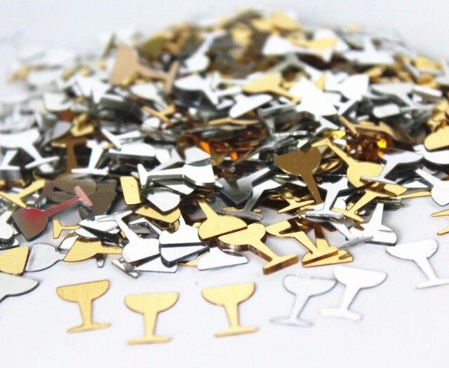 Champagner gläser Folie konfetti Hochzeit hen night bachelor ...