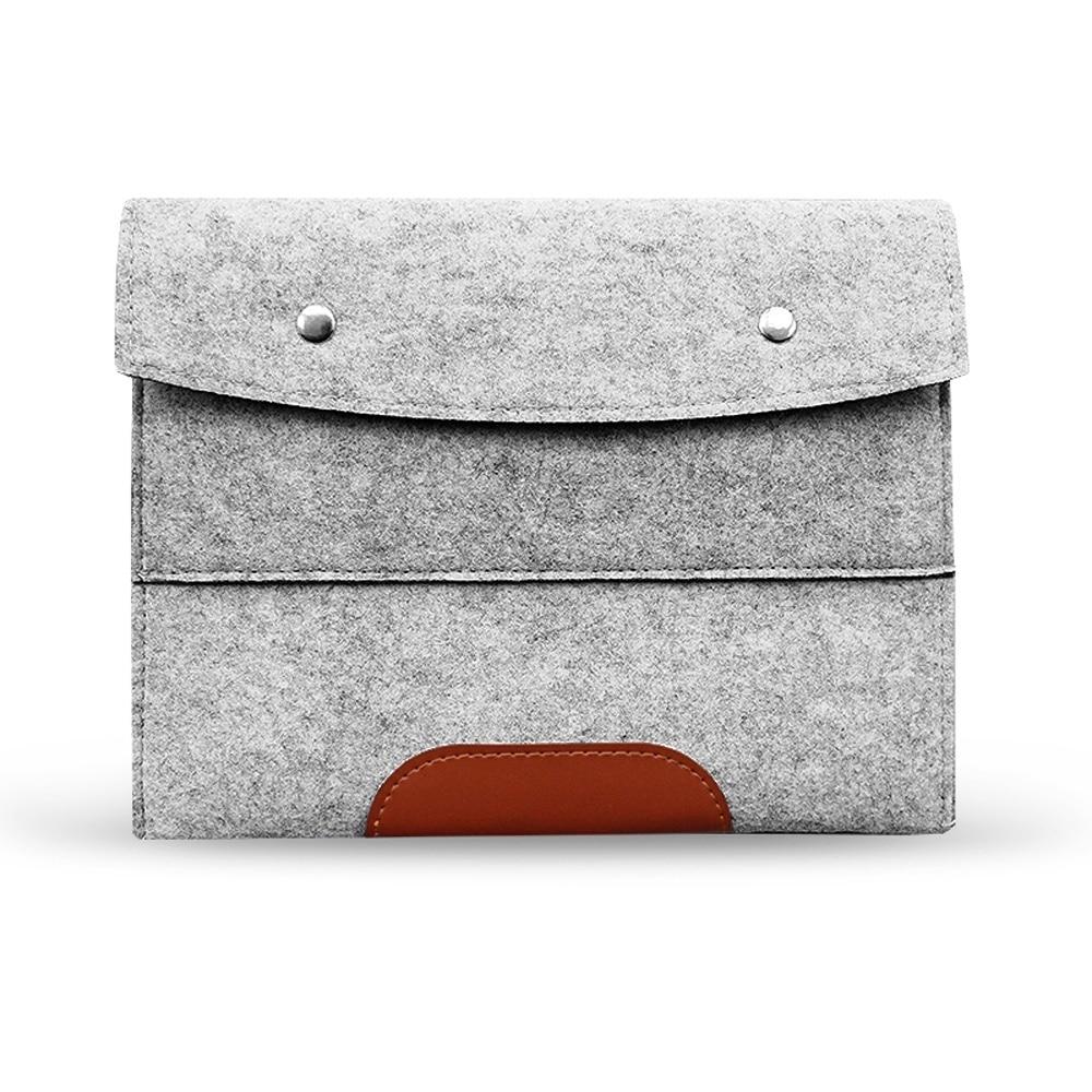 Felt Sleeve Handle font b Laptop b font Sleeve Pouch Cover font b Bag b font