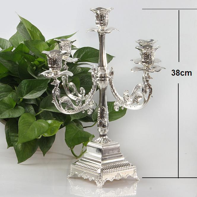 Popular silver plated candelabra buy cheap