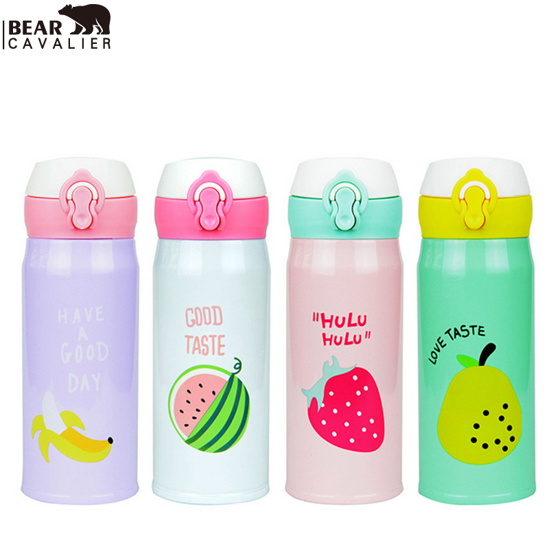 350/500ml Thermocup Coffee Tea Thermos Stainless Steel Insulation Cup Garrafa Termica Vacuum Flasks Termos Mug Water Bottle