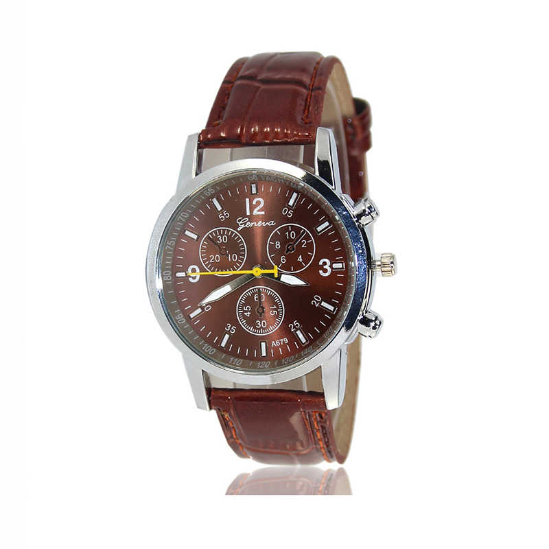 Men's Watch Casual All Match Chic Business Watches Men's Gift