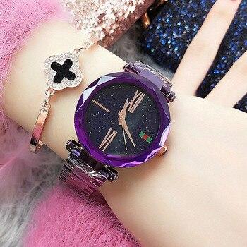 Новые модные женские кварцевые часы с модным рисунком, простые наручные часы высокого качества, Брендовые Часы Relogio Feminino