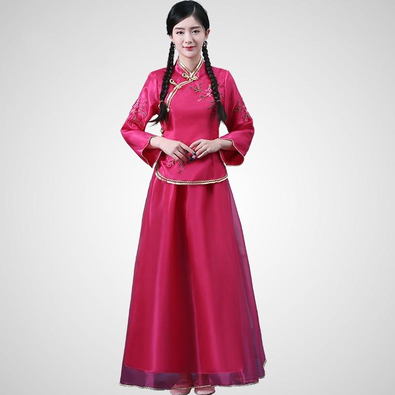 Kostum kitajski ples Guzheng Hanfu obleka ženske princese starodavni kitajski narodni kostum tradicionalni kitajski plesni kostum