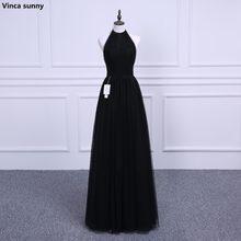 b0d0d98e9e45 Ruched Halter Bridesmaid Dress de alta calidad - Compra lotes ...