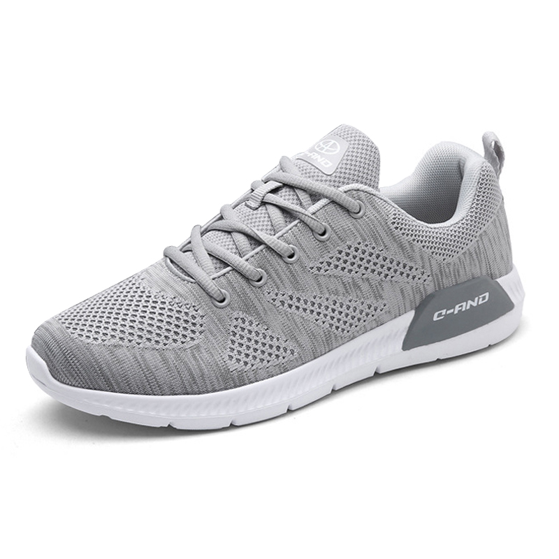 Cheap Running Shoes Men Breathable Sneakers Platform Men Sports Shoes Good Quality Outdoor breathable sport Walking Shoes #709