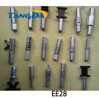 Tangda EE EE28 Jig fixtures Interface:12mm for Transformer skeleton Connector clamp Hand machine Inductor Clips